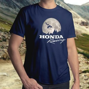 Honda Racing Motocross ET Bicycle Scene Crossover