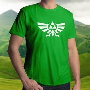 The Legend of Zelda Triforce Wingcrest